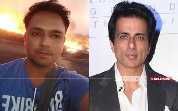 Cyclist Narayan Kisanlal Vyas To Cycle 2000 Kms In Honour Of Sonu Sood; Actor Says It's 'The Biggest Award I Can Ever Get, I Am Humbled'-EXCLUSIVE