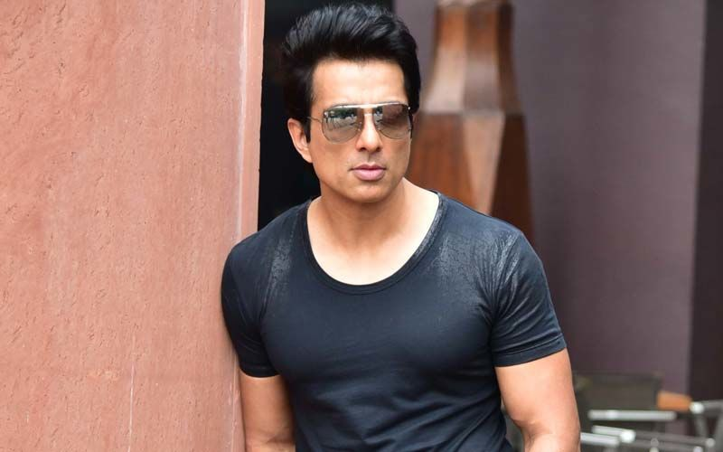 Sonu Sood Reacts To His Life-Size Poster Being Showered With Milk By Fans In Andhra Pradesh; Actor Says He Is 'Humbled'