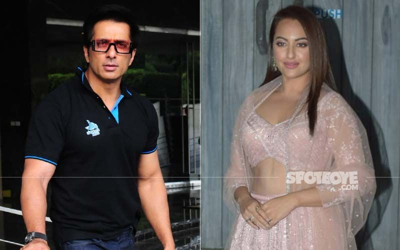 Sonakshi Sinha Urges 'People In Power' To Consider Sonu Sood's Appeal For Free Education To Kids Who Lost Their Parents To COVID-19