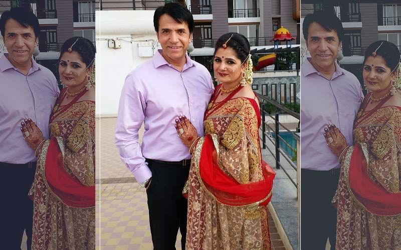 Sasural Genda Phool Actor Sooraj Thapar Welcomes His Second Child At 51 With Wife Dipti Dhyani