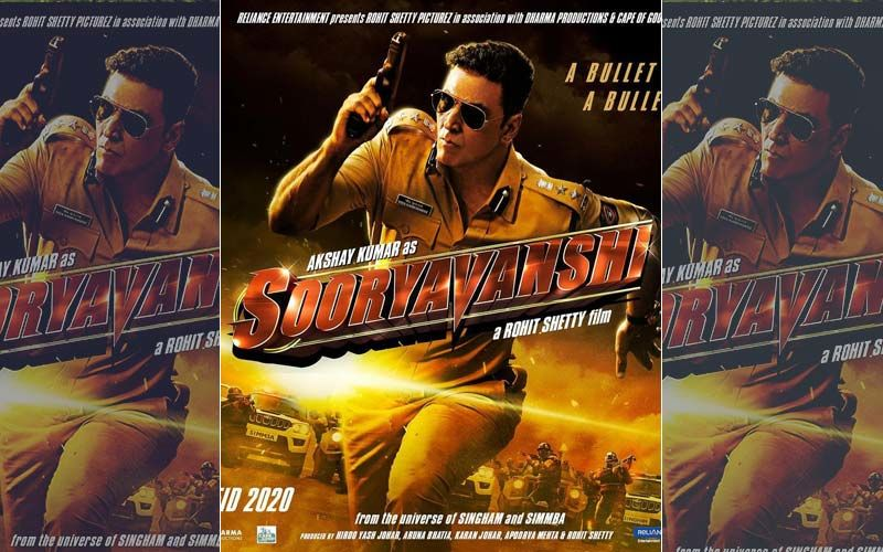 Sooryavanshi First Poster: Akshay Kumar Makes An Action-Packed Entry In Rohit Shetty's Singham Universe!