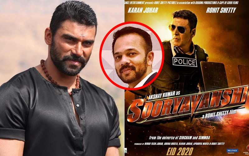 After Chennai Express, Rohit Shetty Chooses Nikitin Dheer To Play Baddie In Akshay Kumar's Sooryavanshi