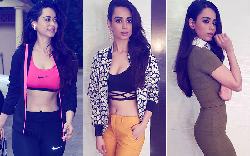 7 Pics Of Soundarya Sharma That Could Set Your Pulse Racing