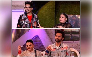 Bigg Boss 14 Feb 19 SPOILER ALERT: As The Pressure Mounts Comedians Bharti Singh And Harsh Lambacchiya Leave Contestants In Splits