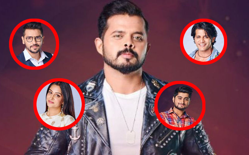 SPOTBOYE POLL: Sreesanth Is Leading In The Race Of Bigg Boss 12 Victory