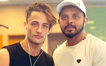 Bigg Boss 13's Runner Up Asim Riaz Bumps Into Season 12's Runner Up Sreesanth; They Are Gym Buddies Now