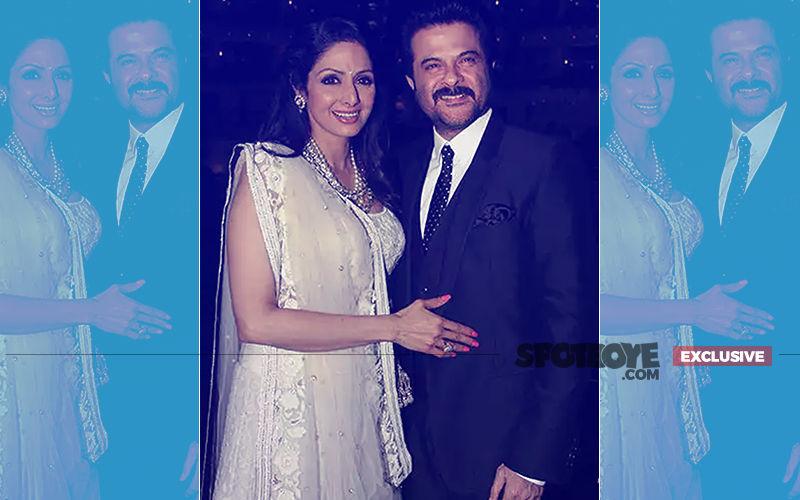 "Sridevi's 55TH Birth Anniversary: ""Everyday & Every Night, Sunita & I Talk About Sri,"" Says Anil Kapoor"