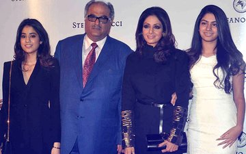 Janhvi, Khushi & Boney Kapoor's Heartfelt Message On Sridevi's National Award Win