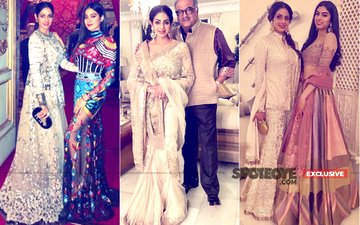 23 Pics From Sridevi's Instagram Account Which Show You What Family Meant To Her