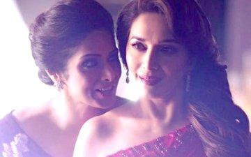 Janhvi Kapoor Thanks Madhuri Dixit For Taking Up What Her Mom Sridevi Left Incomplete...