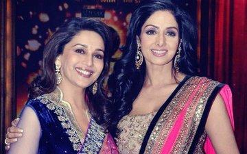 श्रीदेवी ने जिस फिल्म को अधूरा छोड़ दिया था उसे अब माधुरी दीक्षित पूरा करेंगी, जान्हवी ने कहा 'शुक्रिया'