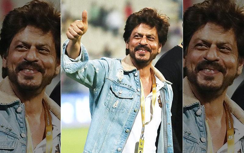 "Shah Rukh Khan Hugs A ""Special Knight Rider"" After KKR Defeats Sunrisers Hyderabad"