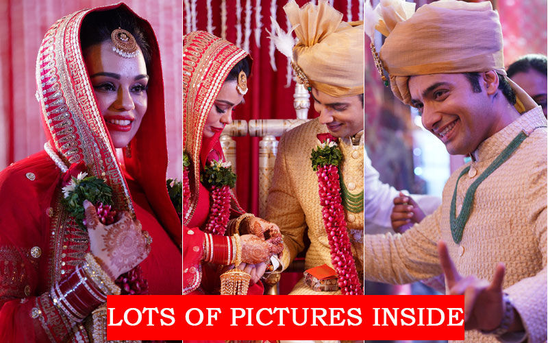 Ssharad Malhotra-Ripci Bhatia COMPLETE WEDDING ALBUM: Let's Show It To You!