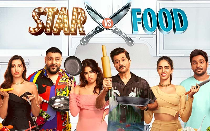 Star Vs Food: Anil Kapoor, Janhvi Kapoor, Ananya Panday, And Zakir Khan To Feature In The Second Season of The Cookery Show