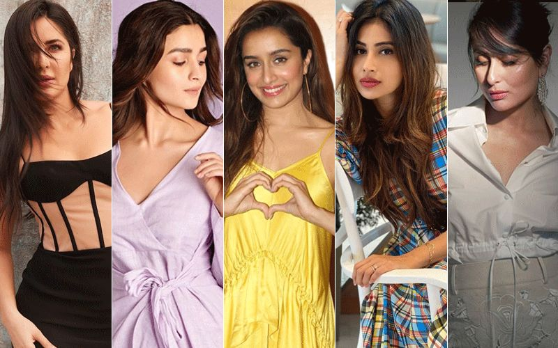 STUNNER OR BUMMER, THROWBACK VERSION: Katrina Kaif, Alia Bhatt, Shraddha Kapoor, Mouni Roy Or Kareena Kapoor Khan?