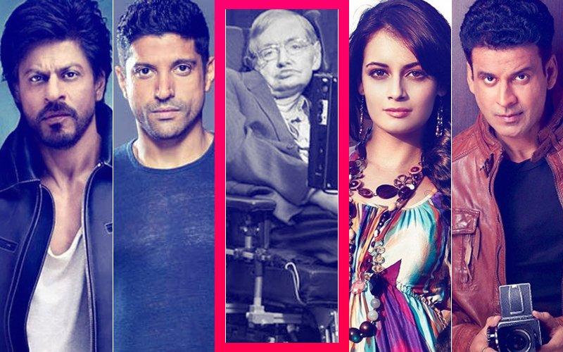 RIP Stephen Hawking: SRK, Farhan Akhtar, Dia Mirza, Manoj Bajpayee Pay Tribute