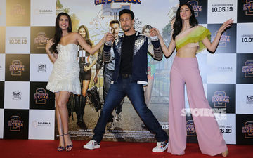Student Of The Year 2 Trailer Launch: Tiger Shroff, Ananya Panday, Tara Sutaria Are A Terrific Trio