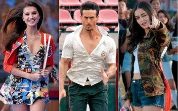 Student Of The Year 2 Trailer: Tiger Shroff's Machismo, Ananya Panday's Swag And Tara Sutaria's Innocence Will Win Your Heart