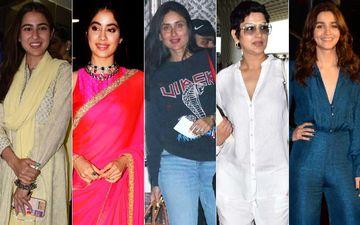 झकास या बकवास: सारा अली खान, जान्हवी कपूर, करीना कपूर खान, सोनाली बेंद्रे या आलिया भट्ट?