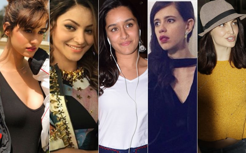 STUNNER OR BUMMER: Kim Sharma, Disha Patani, Urvashi Rautela, Elli AvrRam Or Kalki Koechlin?