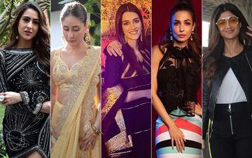 STUNNER OR BUMMER: Sara Ali Khan, Kareena Kapoor Khan, Kriti Sanon, Malaika Arora Or Shilpa Shetty?