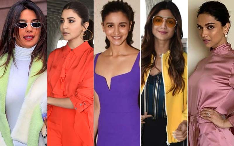 STUNNER OR BUMMER: Priyanka Chopra, Anushka Sharma, Alia Bhatt, Shilpa Shetty Or Deepika Padukone?