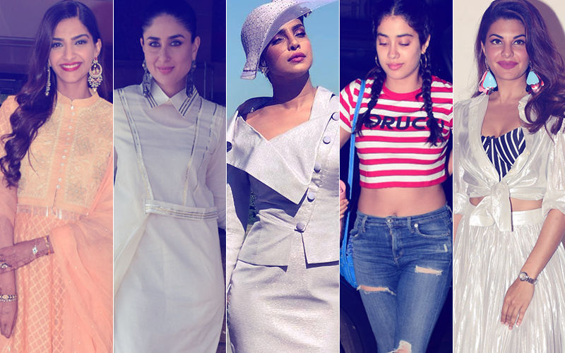 STUNNER OR BUMMER: Sonam Kapoor, Kareena Kapoor, Priyanka Chopra, Janhvi Kapoor Or Jacqueline Fernandez?