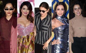 STUNNER OR BUMMER: Sonam Kapoor, Priyanka Chopra, Anushka Sharma, Malaika Arora Or Sanya Malhotra?