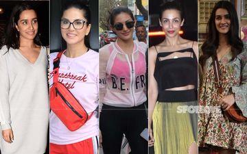 STUNNER OR BUMMER: Shraddha Kapoor, Sunny Leone, Amyra Dastur, Malaika Arora Or Kriti Sanon?