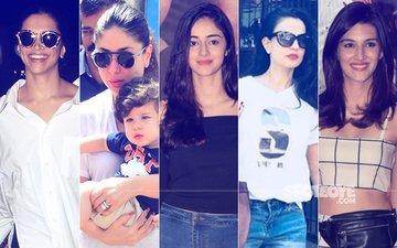 STUNNER OR BUMMER: Deepika Padukone, Kareena Kapoor, Ananya Pandey, Kriti Sanon Or Ameesha Patel?