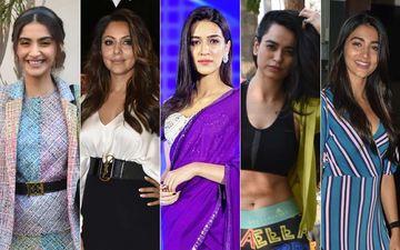 STUNNER OR BUMMER: Sonam Kapoor, Gauri Khan, Kriti Sanon, Soundarya Sharma Or Pooja Hegde?