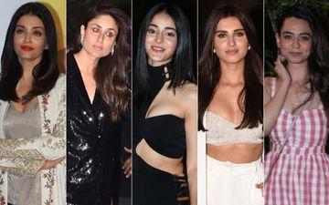 झकास या बकवास: ऐश्वर्या राय बच्चन, करीना कपूर खान, अनन्या पांडे, तारा सुतारिया या सौंदर्य शर्मा?