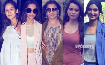 STUNNER OR BUMMER: Mira Rajput, Sonam Kapoor, Vidya Balan, Soundarya Sharma Or Diana Penty?