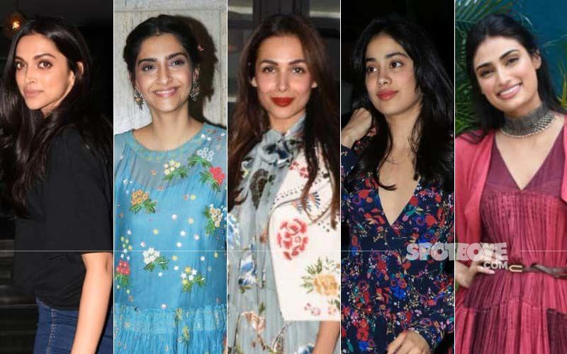 STUNNER OR BUMMER: Deepika Padukone, Sonam Kapoor, Malaika Arora, Janhvi Kapoor Or Athiya Shetty?