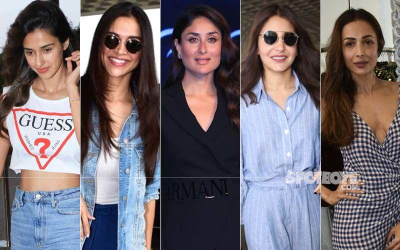 STUNNER OR BUMMER: Disha Patani, Deepika Padukone, Kareena Kapoor Khan, Anushka Sharma Or Malaika Arora?