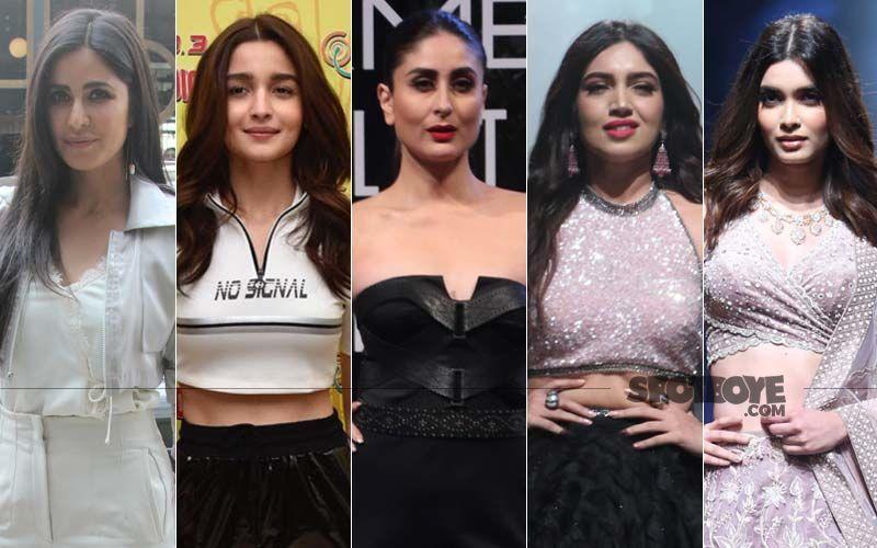 STUNNER OR BUMMER: Kareena Kapoor Khan, Alia Bhatt, Katrina Kaif, Bhumi Pednekar Or Diana Penty?
