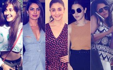 STUNNER OR BUMMER: Disha Patani, Priyanka Chopra, Anushka Sharma, Alia Bhatt Or Richa Chadha?