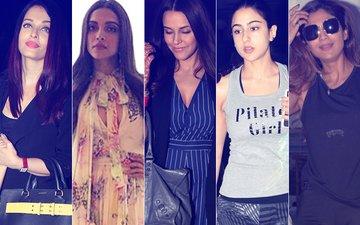 STUNNER OR BUMMER: Aishwarya Rai, Deepika Padukone, Neha Dhupia, Sara Ali Khan Or Shilpa Shetty?