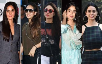 STUNNER OR BUMMER: Katrina Kaif, Mira Rajput, Kareena Kapoor Khan, Janhvi Kapoor Or Soundarya Sharma?