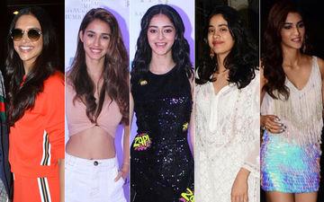 STUNNER OR BUMMER: Deepika Padukone, Disha Patani, Ananya Panday, Janhvi Kapoor Or Kriti Sanon?