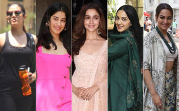 STUNNER OR BUMMER: Mira Rajput, Janhvi Kapoor, Alia Bhatt, Sonakshi Sinha Or Kiara Advani?