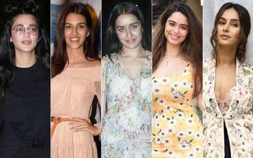 STUNNER OR BUMMER: Shruti Haasan, Kriti Sanon, Shraddha Kapoor, Soundarya Sharma Or Shibani Dandekar?