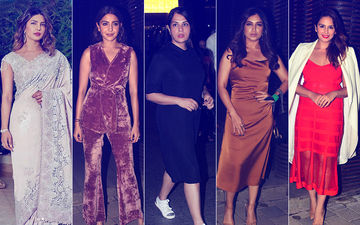STUNNER OR BUMMER: Priyanka Chopra, Anushka Sharma, Richa Chadha, Bhumi Pednekar Or Huma Qureshi?
