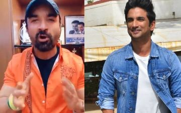 Sushant Singh Rajput Death: Ajaz Khan Urges All To Light A Candle On The Late Actor's Tehrevi Demanding Justice For Him - VIDEO