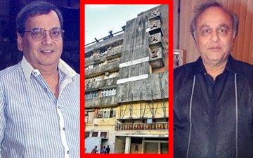 Bollywood Trade Hub Naaz Sealed; Bharat Shah, Subhash Ghai In Daze