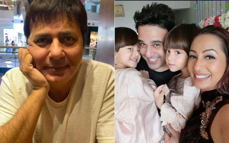 Sudesh Lehri Asks Krushna Abhishek's Son Rayaan If He Is A Good Comedian And His Reply Will Crack You Up -WATCH