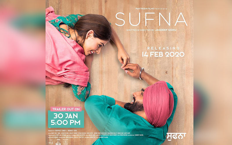 Sufna Trailer: Ammy Virk and Tania Starrer's Trailer To Be Out Soon; Deets Inside