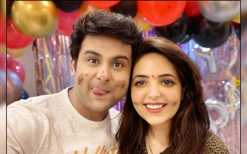 Sanket Bhosale Pens A Sweet Birthday Note For Wife Sugandha Mishra; Shares Photos And Gives Fans A Glimpse Of Love Filled Celebration