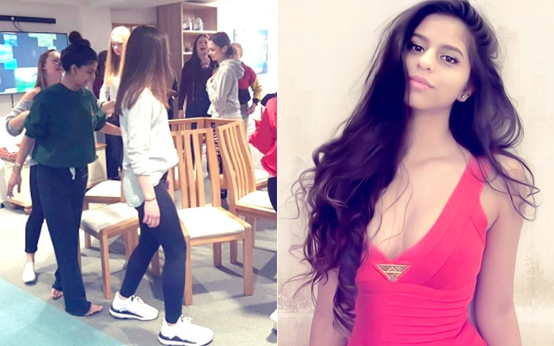 This Video Of Suhana Khan Enjoying Musical Chairs Is Going Viral