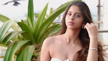 Suhana Khan Birthday: SRK's Daughter Gives A Peek Into Her B'Day Eve And It's Sen'sea'tional– PIC